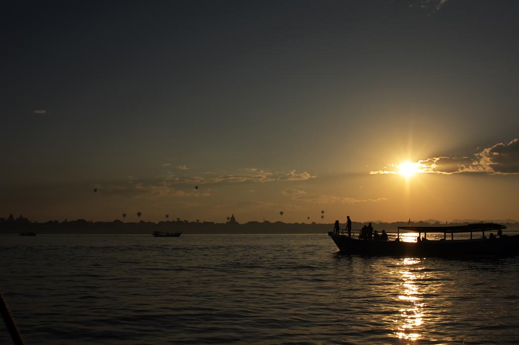 Bagan ayeyawady river02