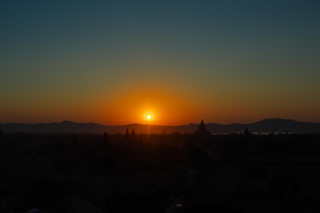 Bagan sunset01