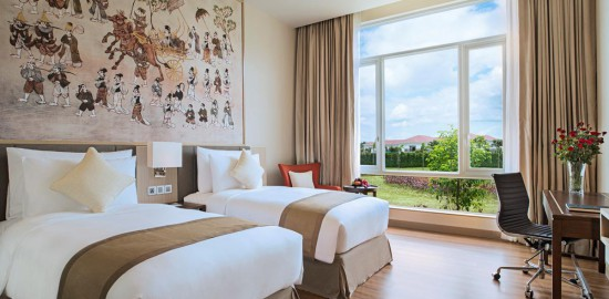 Kempinski deluxe-twin-bedroom