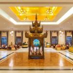Kempinski lobby