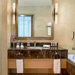 Kempinski suite-bathroom