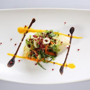 Lopera_C1 Filetto di Merluzzo Nordico con Pesto di Zucchine_A