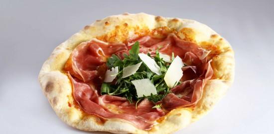 Lopera_C4 Pizza Margherita al Crudo di Parma